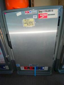 NEW Heated Holding Proofing Cabinet, Half-Height
