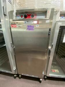 NEW Pass-Thru Mobile Heated Cabinet
