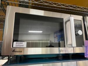 NEW Amana® Commercial Microwave Oven