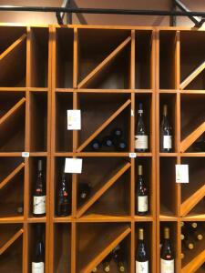 Solid Wood 12 - Case Wine Wall Units