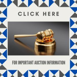Auction Information(Please Read)