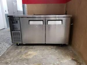 Turbo Air Undercounter Refrigerator