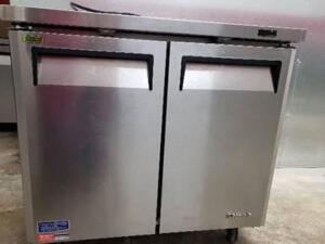 Turbo Air Undercounter Freezer