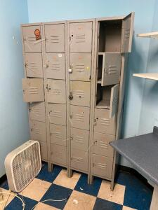 Locker Unit