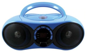 NEW in Box - HamiltonBuhl AudioMVP Boombox CD/FM with Bluetooth Receiver